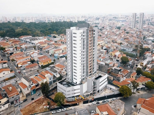 Imagem 1 de 14 de Apartamento 2 Dormitórios Sendo 1 Suíte Com Varanda A Venda