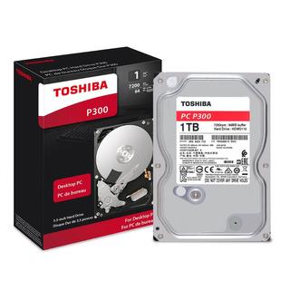 Disco Duro Interno 1 Tb Pc Escritorio P300 3.5 Toshiba