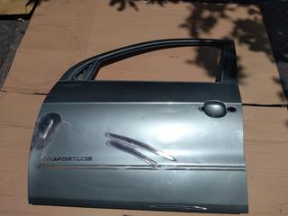 Porta Vw Gol G5/g6 Dianteira Lado Motorista