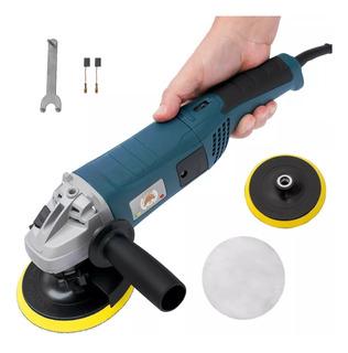 Lixadeira Politriz E Esmerilhadeira Songhe Tools Sh 0266
