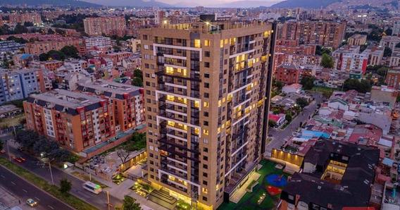 Apartamento En Piso 19vo Con Vista Panorámica