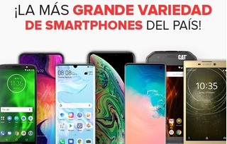 Celulares Huawei P30, Samsung A50, Note, Serie S, iPhone