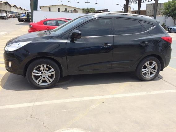 Hyundai Tucson Año 2013 Automático