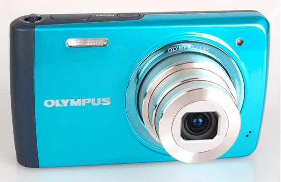 Camera Digital Olympus Stylus Vh 410 Nova!!
