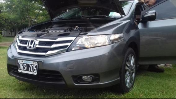 Vendo Honda City Inmaculado 1.5 Exl Full Tope De Gama