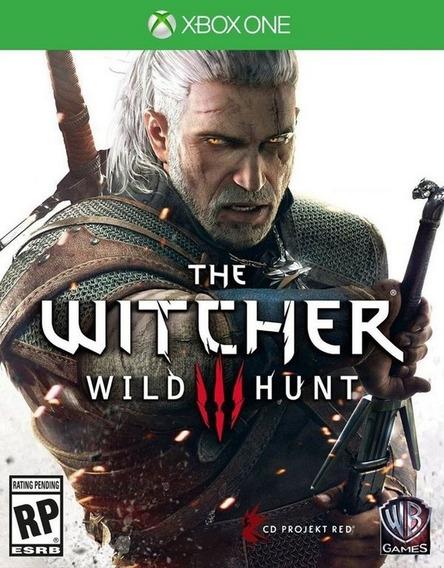 The Witcher 3 - Xbox One (offline) Só Hoje