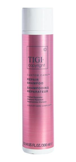 Tigi Copyright Repair Shampoo De Pelo Reparador X 300ml