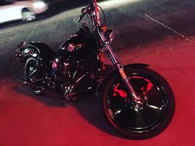 Harley Davidson Standard Softail 1988 1340cc Segundo Dueño