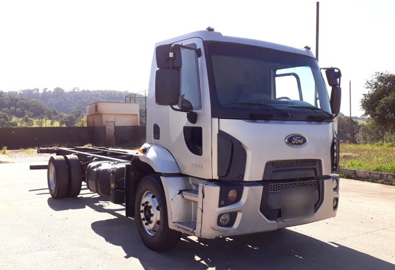 Ford Cargo 1319 Toco Ano 2013