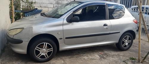 Peugeot 206 2001 1.0 16v Soleil 3p