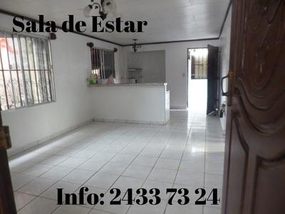 Se Alquila Casa En Barrio San Jose De Alajuela