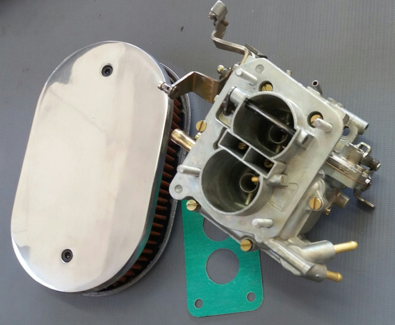 Carburador Para Chevette 89 C Filtro 1.6 Gasolina Weber 460
