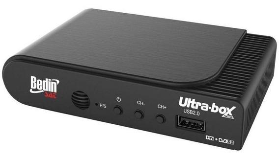 Receptor Ultra Box Bedin Sat
