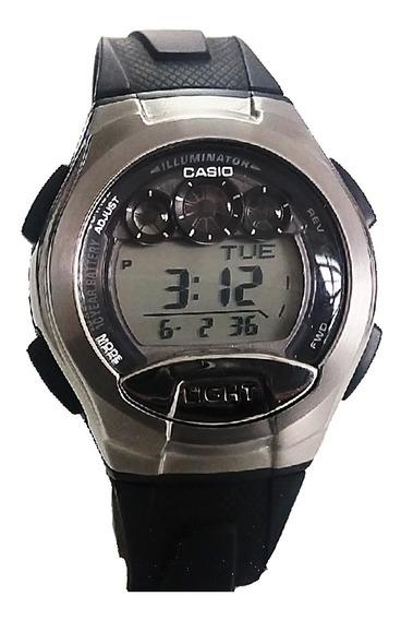 Relógio Casio Masculino W755 Ponta De Estoque Barato