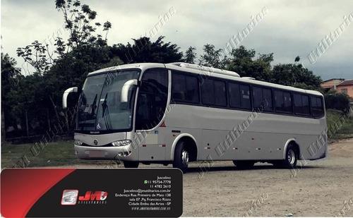 Imagem 1 de 6 de Viaggio 1050 G6 Ano 2007 M. Benz O500r Jm Cod.180