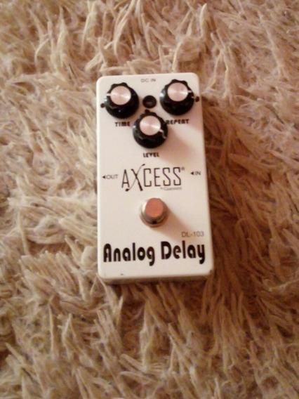 Pedal De Guitarra Deley