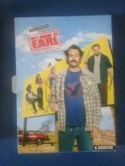 My Name Is Earl - Temporada 4 (dvds)