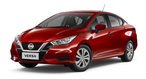 Novo Nissan Versa Sense Cvt
