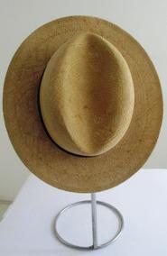 C5413 Chapéu Panamá Original Masculino Triangle Headware,