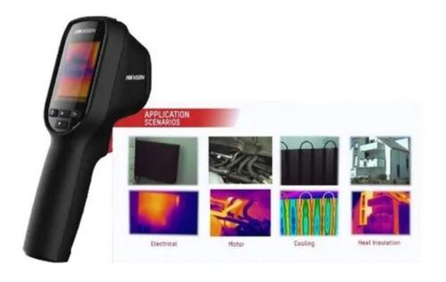 Câmera Termográfica Portatil Hikvision Ds-2tp31b-3auf