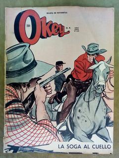 Revista Okey, No, 731 - 2 - 3 - 4 - 735, Condorito. Limpios.