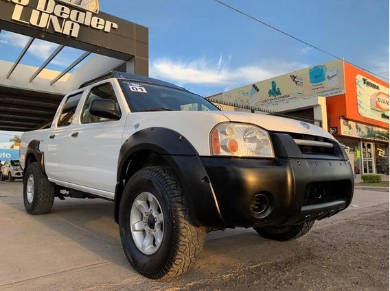 Nissan Frontier 2001