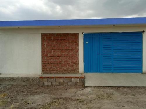 Casa Sola En Venta En San Pablito Calmimilolco, Chiconcuac, México