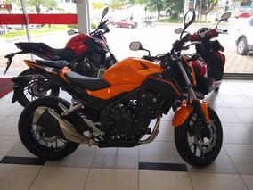 Moto Honda Cb 500f