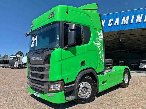 Scania R 450 Highline, 4x2, 20/21