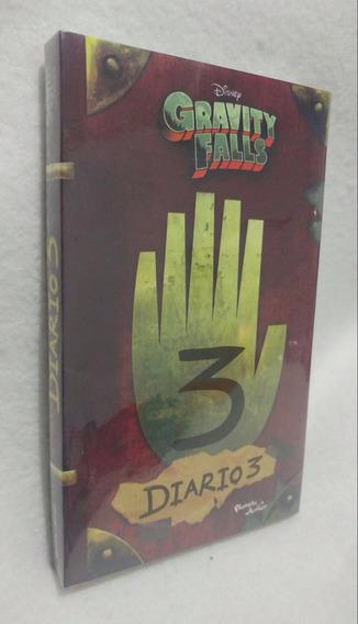Gravity Falls Libro 3 Diario Nuevo Sellado