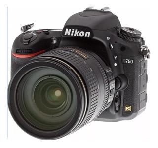 Camara Nikon D750 Full Frame Solo Cuerpo