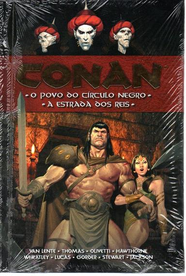 Conan O Povo Do Circulo Negro - Mythos - Bonellihq Cx437 H18