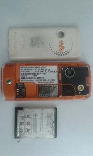 Celular Sony Ericsson W200a, Leia Descrição