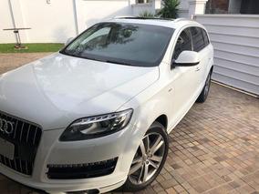 Vendo Audi Q7 Top De Linha 2012 Branco