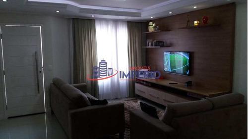 Imagem 1 de 17 de Sobrado Com 3 Dorms, Imirim, São Paulo - R$ 890 Mil, Cod: 7613 - V7613