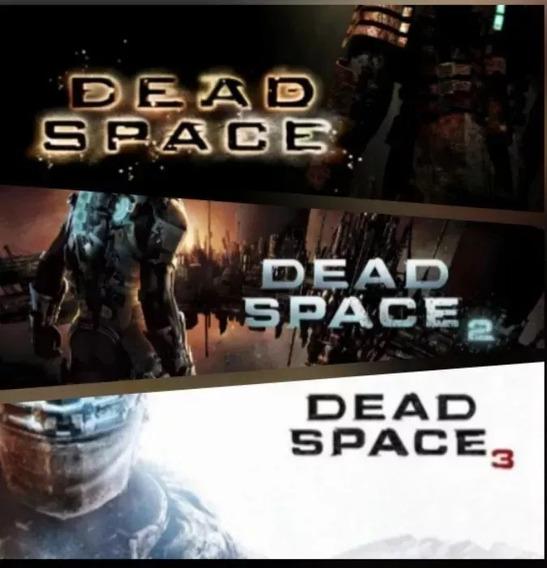 Dead Space 1 / 2 / 3 Trilogia Ps3 Jogo Psn Envio Já
