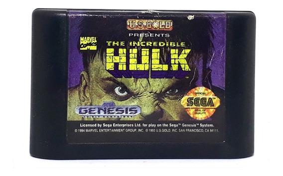 The Incredible Hulk Original! Sem Juros! Loja Campinas