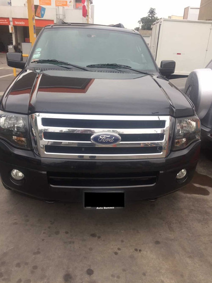 Camioneta Ford Expedition 4x4 5.o Litros V.8 Año 2011 Full C