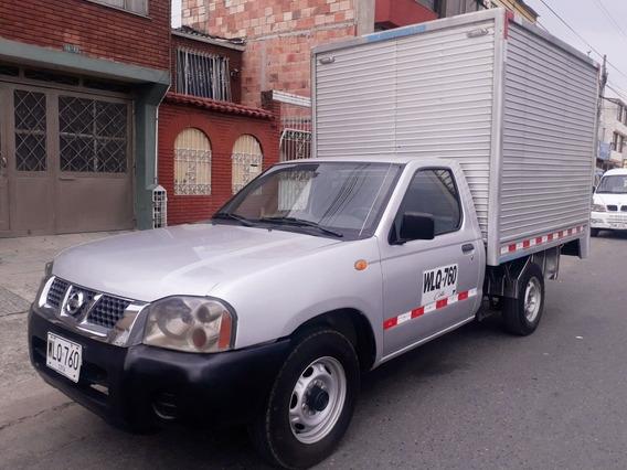 Nissan Frontier Np300 2015 4x2 Furgón Gasolina