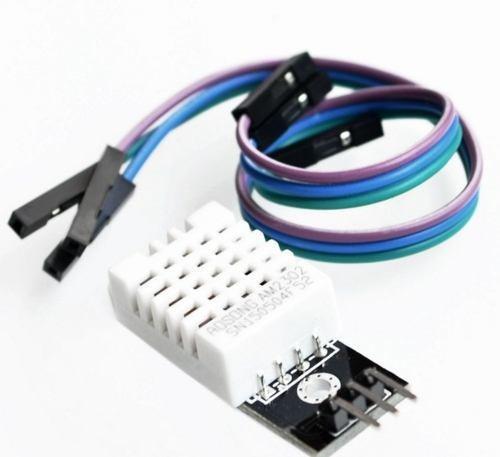 Módulo Sensor De Umidade E Temperatura Am2302 Dht22 Arduino