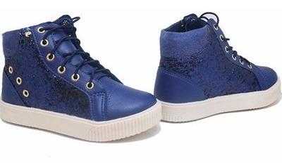 Sneaker Pampili Luna Glitter