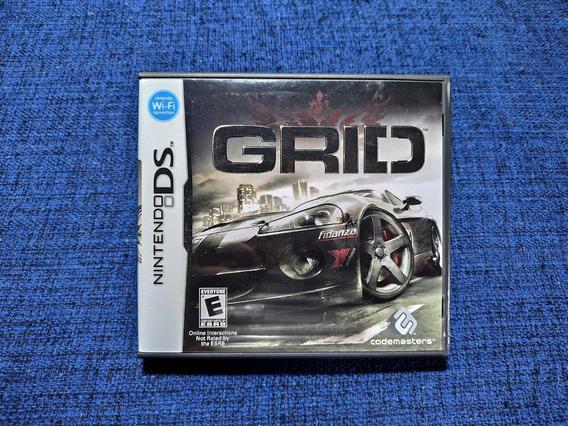Grid Nintendo Ds 3ds 2ds Completo Semi-novo Usado