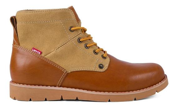 Bota Levis Masculina Work Boots Jax Marrom