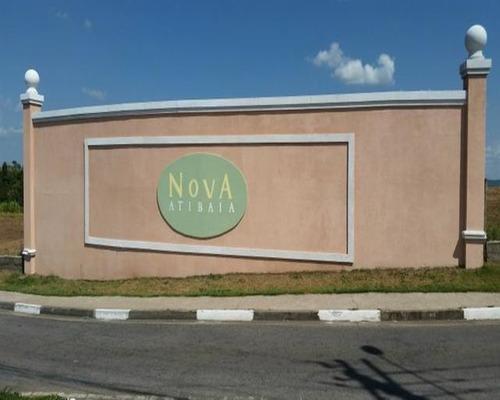 Imagem 1 de 1 de Terreno A Venda Em Atibaia, Nova Atibaia  Projeto,  Bairro Planejado, Ruas Asfaltadas, Praças... - Te00233 - 32663526