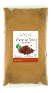 Cacao En Polvo 1 Kg Sin Azúcar Oaxaca + Envío Gratis