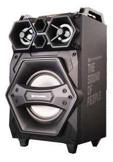 Parlante Stromberg Dj -4002 Mezcladora Dj Bluetooth