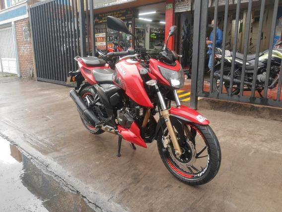 Tvs Apache Rtr 200 En Biker Shop