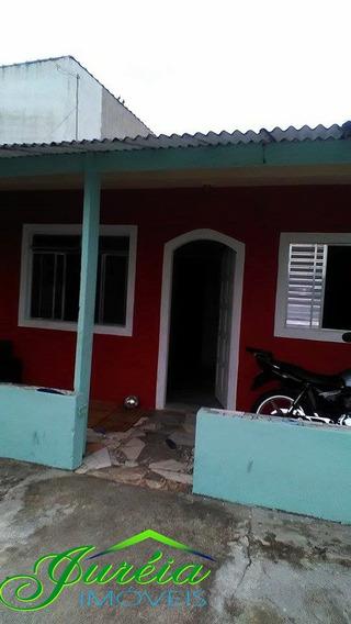 Aluga-se Casa No Bairro Ribamar - Peruíbe/sp Ref.- L039