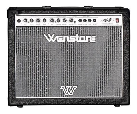 Amplificador P/ Guitarra Electrica Wenstone Ge-600 Parl. 12¨