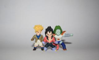 Dragon Ball Deformation Mini Figuras